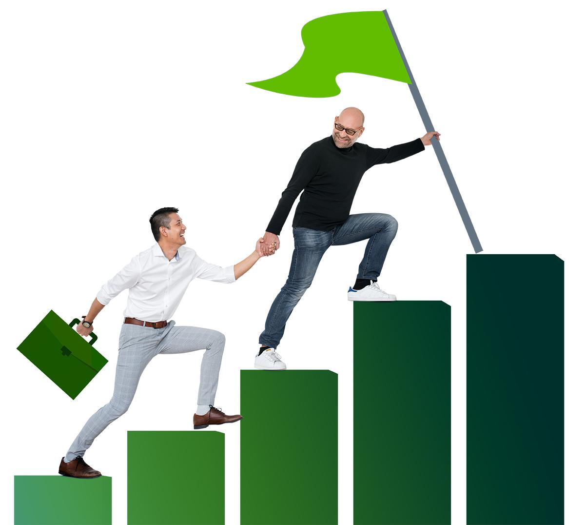 Meer sales? haal meer leads uit je website met de leadspecialisten